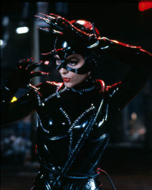 Michelle Pfeiffer in Batman Returns Poster and Photo