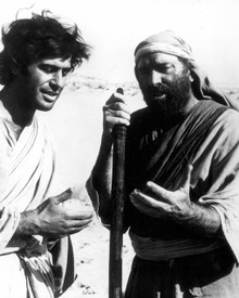 Burt Lancaster in Moses Poster and Photo