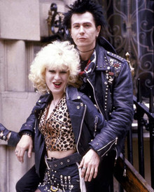 Chloe Webb & Gary Oldman in Sid and Nancy Poster and Photo