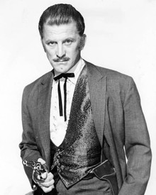 Kirk Douglas in Gunfight at the OK Corral Poster and Photo