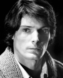 Christopher Reeve in Deathtrap Poster and Photo