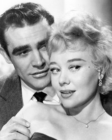 Glynis Johns & Sean Connery in Another Time, Another Place Poster and Photo