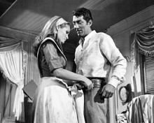 Dean Martin & Ursula Andress in Four for Texas Poster and Photo