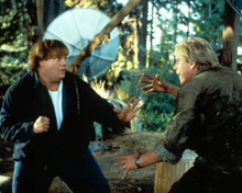 Chris Farley & Gary Busey Poster and Photo
