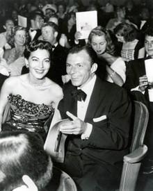 Frank Sinatra & Ava Gardner Poster and Photo