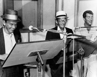 Frank Sinatra & Bing Crosby Poster and Photo