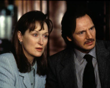 Meryl Streep & Liam Neeson in Before and After Poster and Photo