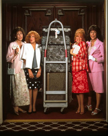 Bette Midler & Lily Tomlin in Big Business Poster and Photo