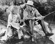 Hayley Mills & Richard Egan in Pollyanna Poster and Photo