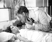 Charlton Heston & Stephanie Zimbalist in The Awakening (1980) Poster and Photo