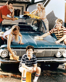 Fred Savage in The Wonder Years Poster and Photo