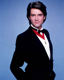 Michael Praed in Dynasty Poster and Photo