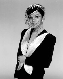 Joan Collins in Dynasty Poster and Photo