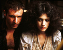 Harrison Ford & Sean Young in Blade Runner Poster and Photo