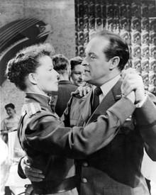Katharine Hepburn & Bob Hope in The Iron Petticoat Poster and Photo