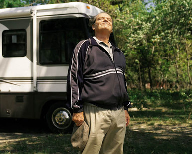 Jack Nicholson in About Schmidt Poster and Photo