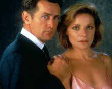 Martin Sheen & Helen Shaver in The Believers Poster and Photo