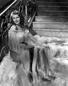 Rita Hayworth Poster and Photo
