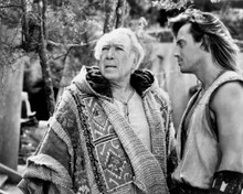 Kevin Sorbo & Anthony Quinn in Hercules: The Legendary Journeys Poster and Photo
