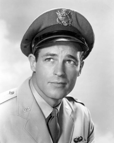 Guy Madison in On the Threshold of Space Poster and Photo