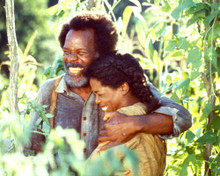 Danny Glover & Oprah Winfrey in Beloved Poster and Photo