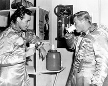 Guy Madison & Martin Milner in On the Threshold of Space Poster and Photo