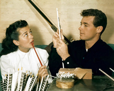 Guy Madison & Gail Russell Poster and Photo