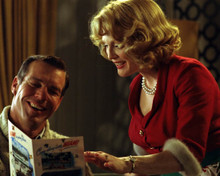 Julianne Moore & Dennis Quaid in Far From Heaven Poster and Photo