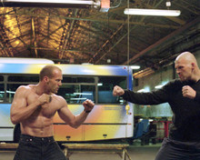 Jason Statham in The Transporter Poster and Photo
