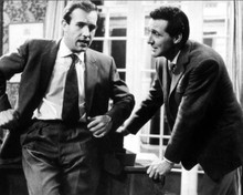 Ian Hendry & Patrick MacNee in The Avengers (First Season - 1961) Poster and Photo