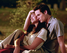 Mandy Moore & Shane West in A Walk To Remember Poster and Photo