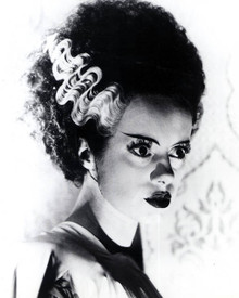 Elsa Lanchester in The Bride of Frankenstein Poster and Photo