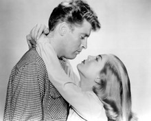 Lizabeth Scott & Burt Lancaster in Desert Fury Poster and Photo