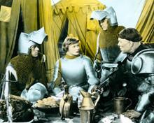 Ward Bond & Ingrid Bergman in Joan of Arc (1948) Poster and Photo