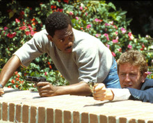 Eddie Murphy & Judge Reinhold in Beverly Hills Cop Poster and Photo