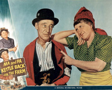 Marjorie Main in Ma and Pa Kettle Back on the Farm Poster and Photo