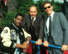 Eddie Murphy & Judge Reinhold in Beverly Hills Cop 2 Poster and Photo