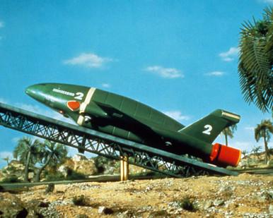 Thunderbird 2 in Thunderbirds Poster and Photo