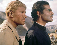 Peter O'Toole & Omar Sharif in Lawrence of Arabia Poster and Photo