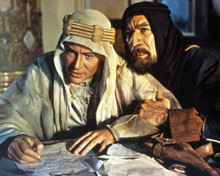 Peter O'Toole & Anthony Quinn in Lawrence of Arabia Poster and Photo