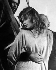 Maureen O'Hara in The Hunchback of Notre Dame a.k.a. Quasimodo (1939) Poster and Photo