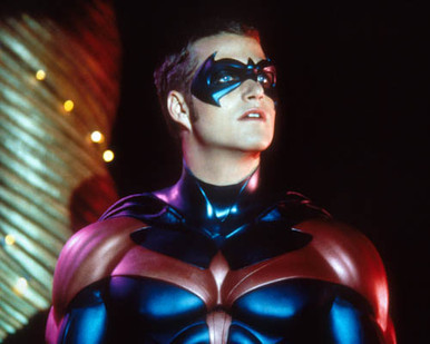 Chris O'Donnell in Batman & Robin Poster and Photo