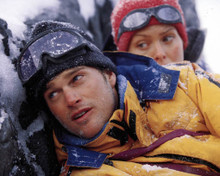Chris O'Donnell & Robin Tunney in Vertical Limit Poster and Photo
