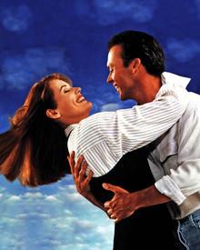 Michael Keaton & Geena Davis Poster and Photo