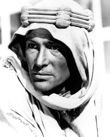 Peter O'Toole in Lawrence of Arabia Poster and Photo