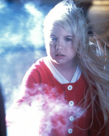 Heather ORourke in Poltergeist III Poster and Photo