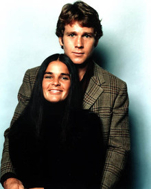 Ryan ONeal & Ali MacGraw in Love Story (1970) Poster and Photo
