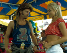 Jaime Pressly in Joe Dirt Poster and Photo