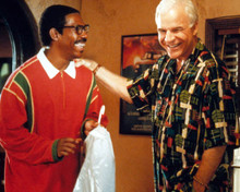 Eddie Murphy & Steve Martin in Bowfinger Poster and Photo