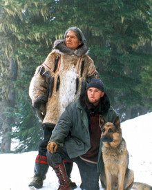 Rick Schroder & Gordon Tootoosis in Call of the Wild (1993) Poster and Photo